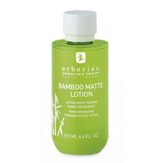 Erborian Bamboo Matte Lotion  (Sejas losjons ar matējošu efektu)