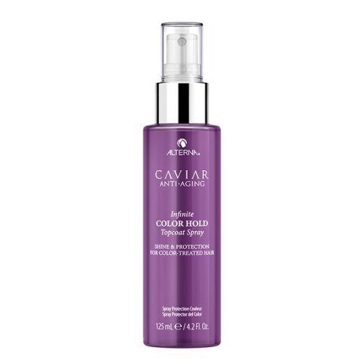 Alterna Caviar Anti-Aging Infinite Color Hold Topcoat Shine Spray  (Matu krāsas uzlabojošs spīdums)