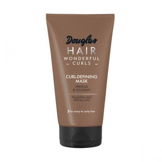 Douglas Hair Wonderful Curls Curl-Defining Mask 150 ml  (Maska cirtainiem un viļņainiem matiem)