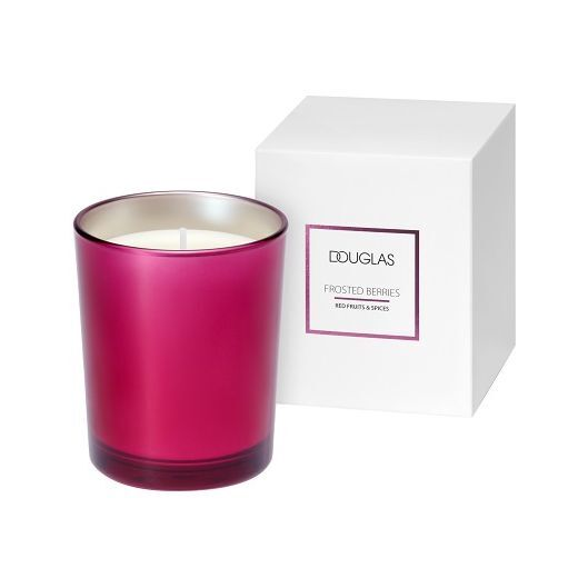 Douglas Trend Collections Xmas World Candle Frosted Berries  (Svece)
