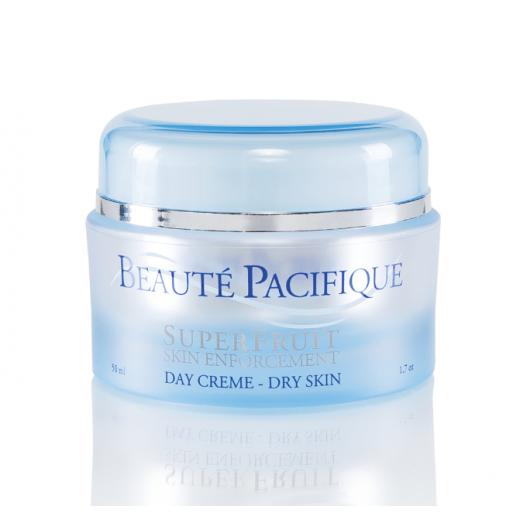 Beauté Pacifique Super Fruit Day Crème - Dry Skin   (Dienas krēms sausai ādai)