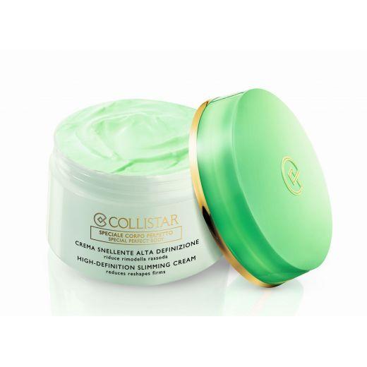 Collistar High-Definition Sliming Cream  (Ķermeni slaidinošs krēms)