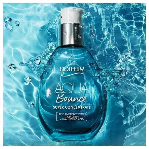 Biotherm Aqua Bounce Concentrate  (Mitrinošs un tvirtumu atjaunojošs serums)