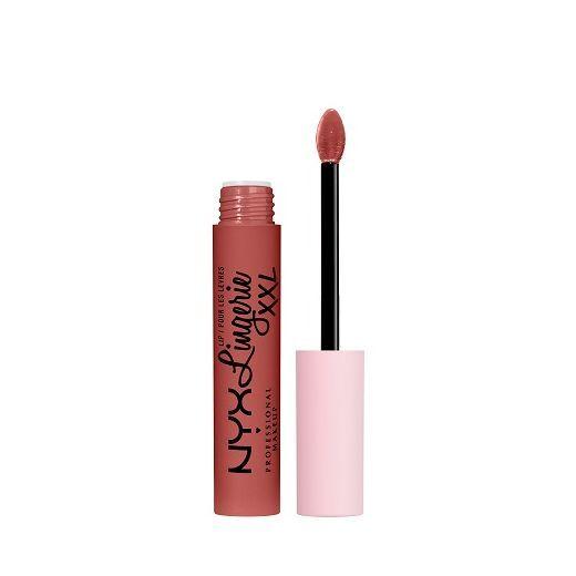 NYX Professional Makeup Lip Lingerie XXL Matte Liquid Lipstick  (Šķidrā lūpu krāsa)