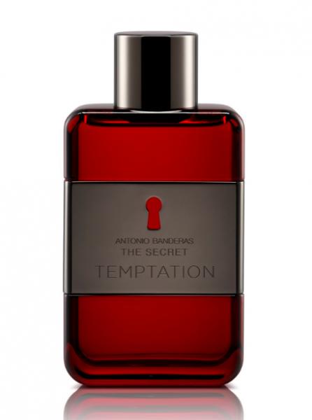 Antonio Banderas The Secret Temptation(Tualetes ūdens vīriešiem)