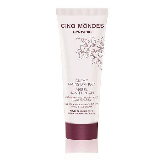 Cinq Mondes Angel Hand Cream   (Roku krēms)