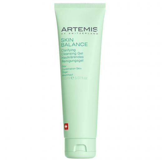 Artemis Skin Balance Clarifying Cleansing Gel 150 ml   (Attīrošs sejas mazgāšanas gēls)