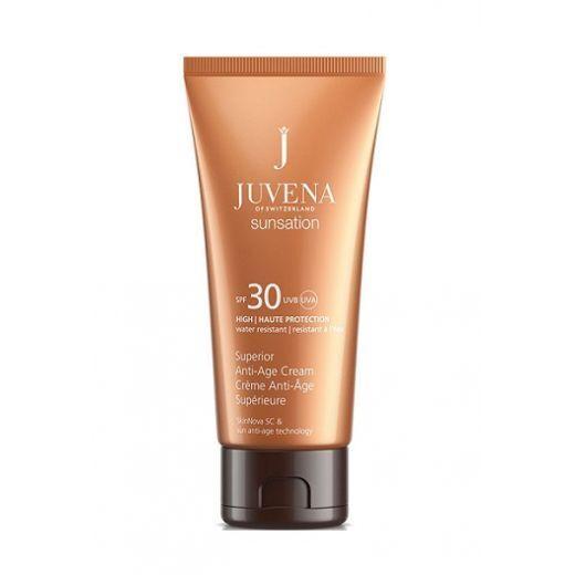 Juvena Superior Sun Cream SPF 30  (Saules aizsargkrēms sejai)