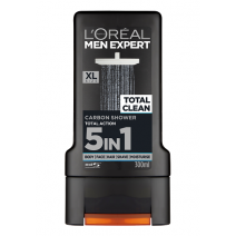 L'Oreal Paris Men Expert Total Clean Shower Gel  (Dušas želeja)