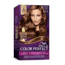 Wella Color Perfect 7/77 Dark Hazelnut  (Matu krāsa)