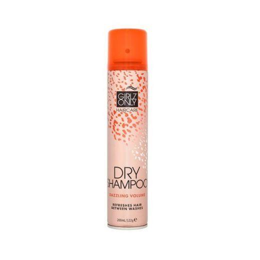 Girlz Only Dry Shampoo Volume  (Sausais šampūns matiem)