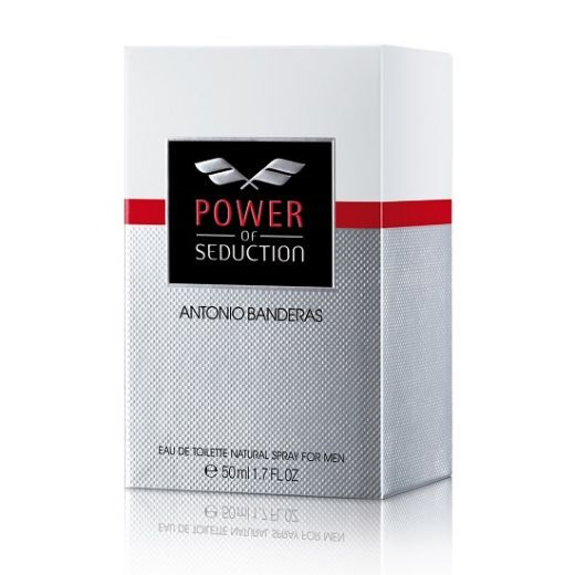 Antonio Banderas Power Of Seduction  (Tualetes ūdens vīrietim)