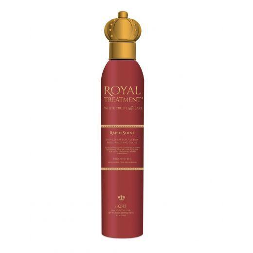 CHI Royal Treatment Rapid Shine   (Izsmidzināms matu spīdums)