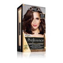 L'Oreal Paris Preference Hair Color 4.15 Caracas  (Matu krāsa)