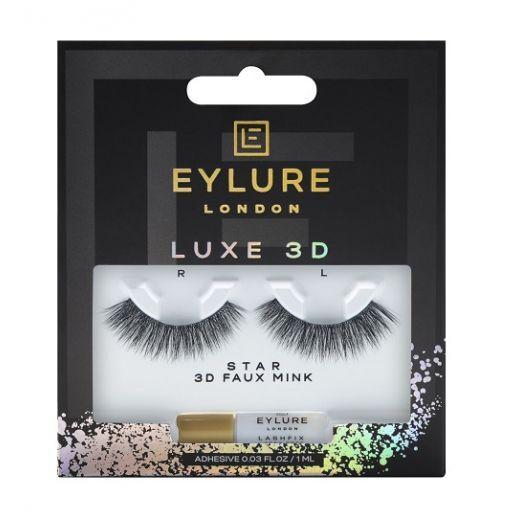 Eylure Luxe 3D Star   (Mākslīgās skropstas)