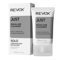 REVOX Just Squalane Cleanser - Facial Impurities & Makeup Remover
