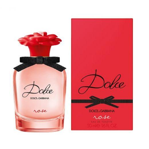 Dolce&Gabbana Dolce Rose  (Tualetes ūdens sievietei)