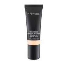 MAC Pro Longwear Nourishing Waterproof Foundation 25 ml N18 (Noturīgs tonālais krēms)