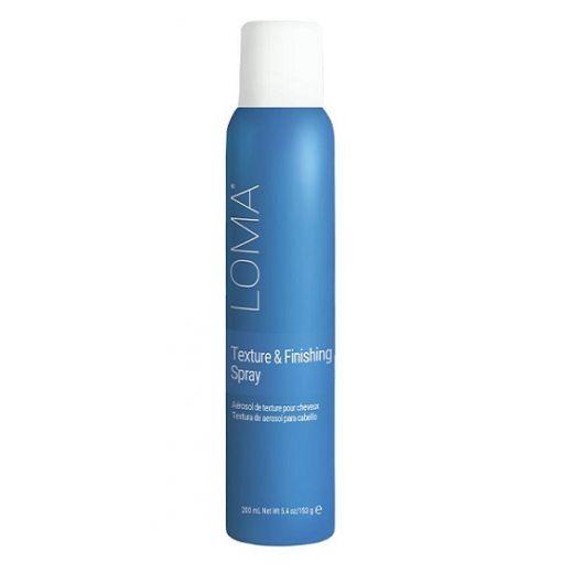 LOMA Texture & Finishing Spray    (Tekstūras sprejs un matu laka)