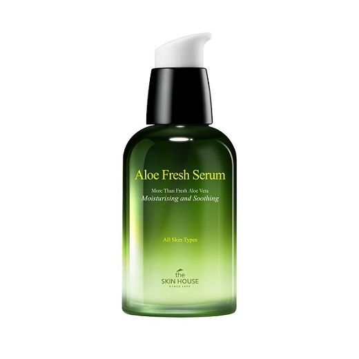 The Skin House Aloe Fresh Serum  (Nomierinošs serums sejai)