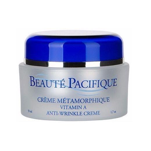 Beauté Pacifique Crème Métamorphique  (A-vitamīnu pretnovecošanās nakts krēms sejai)