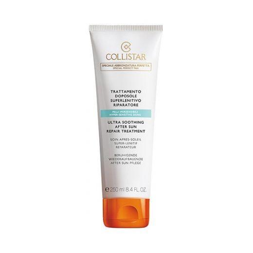 Collistar Ultra Soothing After Sun Repair Treatment (Nomierinošs un atjaunojošs pēc sauļošanās līdze