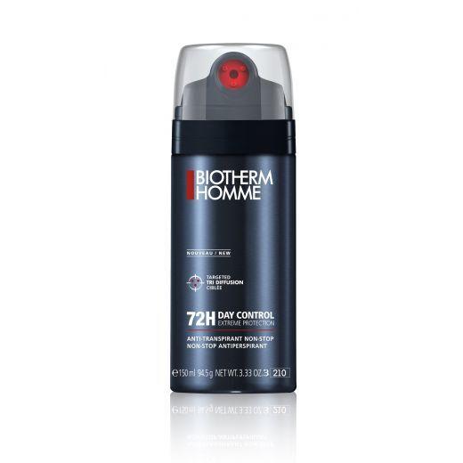 Biotherm Homme Day Control 72h Spray   (Izsmidzināms dezodorants vīrietim)