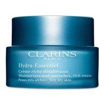 Clarins Hydra-Essentiel Rich Cream  (Bagātīgs sejas krēms sausai ādai)