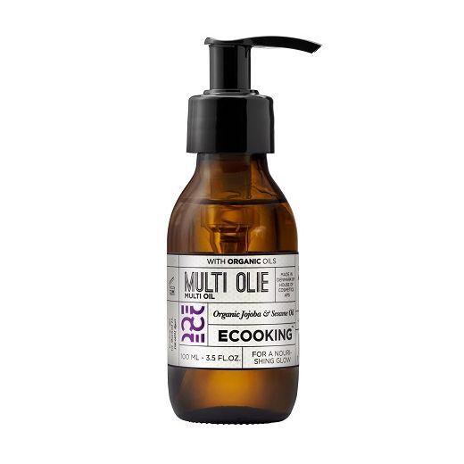 Ecooking Multi Oil  (Barojoša eļļa sejai un ķermenim)