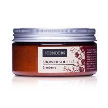 STENDERS Shower Souffle Cranberry  (Dzērveņu dušas zefīrs)