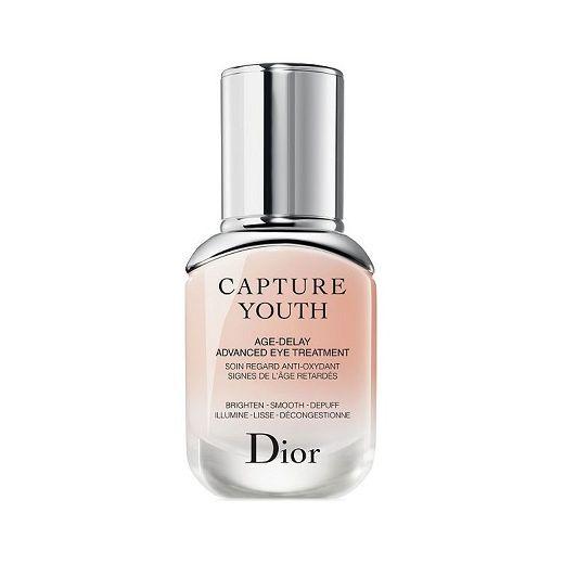 Dior Capture Youth Age Delay Advanced Eye Tratment   (Atsvaidzinošs krēms, novērš ādas novecošanās p