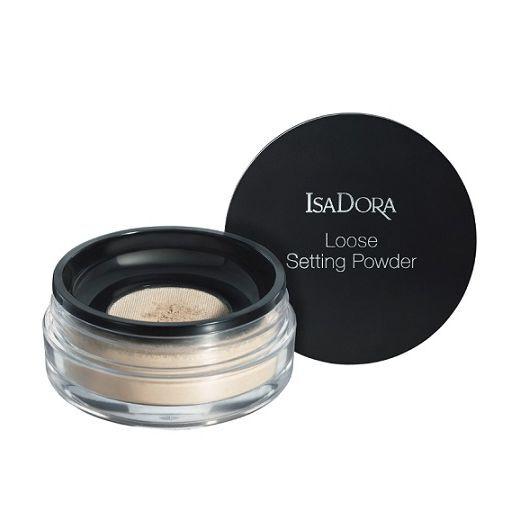 Isadora Loose Setting Powder   (Birstošs pūderis)