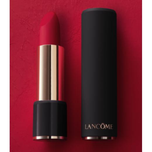 Lancome L'Absolu Rouge Drama Matte  (Matēta lūpu krāsa)