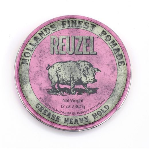 Reuzel Pink Heavy Hold Grease   (Vasks matiem)