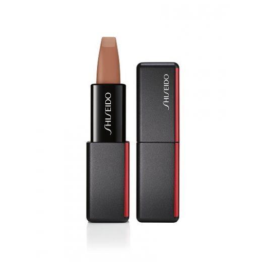 Shiseido Modern Matte Powder Lipstick   (Matēta lūpu krāsa)