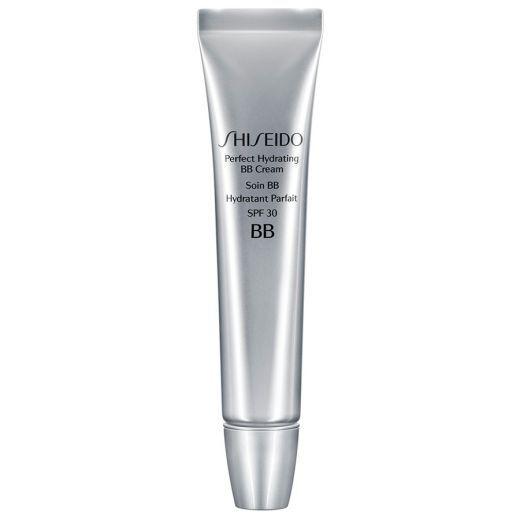 Shiseido BB Cream  (BB krēms ar tonālā krēma efektu un ādu kopjošu iedarbību)
