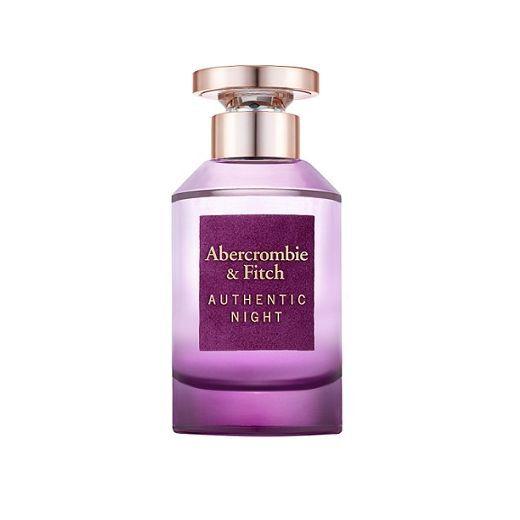 Abercrombie & Fitch Authentic Night Women  (Parfimērijas ūdens sievietei)