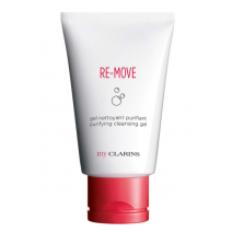 Clarins Re-Move Purifying Cleansing Gel  (Attīroša želeja sejai)