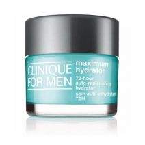Clinique Maximum Hydrator 72-Hour For Men  (Mitrinošs sejas krēms vīrietim)
