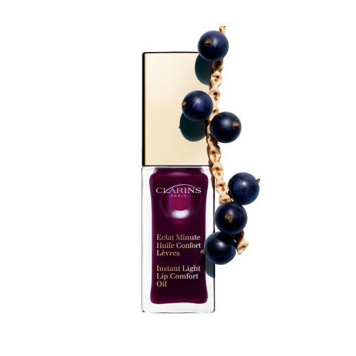 Clarins Instant Light Lip Comfort Oil  (Lūpu eļļa)