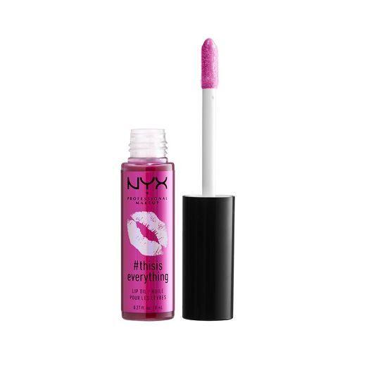 NYX Professional Makeup This Is Everything Lip Oil  (Lūpu eļļa)