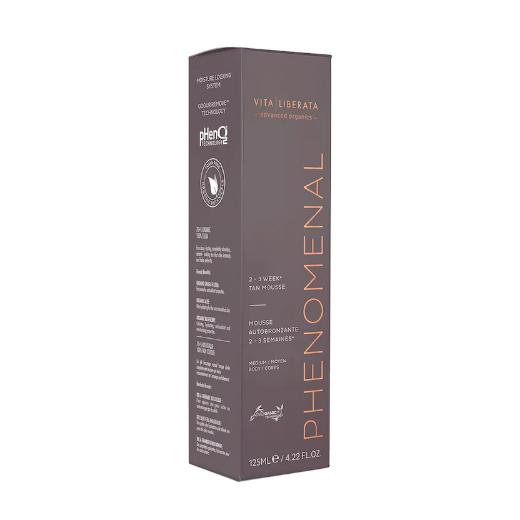 Vita Liberata pHenomenal 2 - 3 Week Self Tan Mousse - Dark  (Paštonējošās putas)