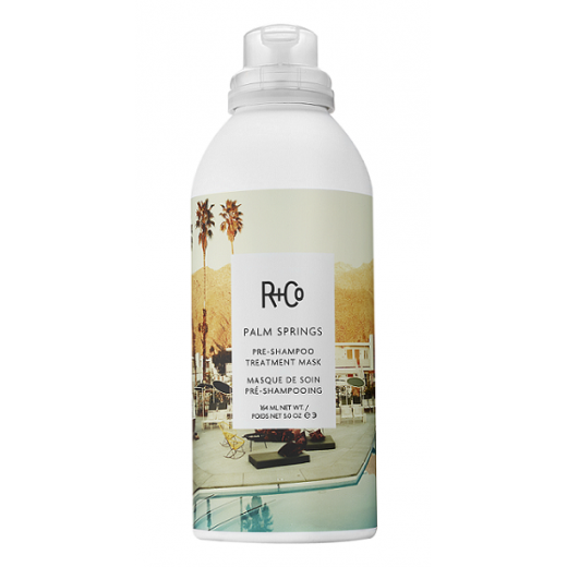 R+CO Palm Springs Pre-Shampoo Treatment Masque  (Pirms šampūna maska)