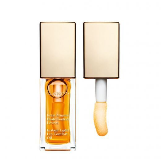 Clarins Instant Light Lip Comfort Oil 01