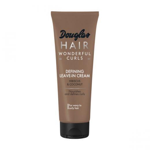 Douglas Hair Wonderful Curls Defining Leave-in Cream 150 ml  (Krēms cirtainiem un viļņainiem matiem)