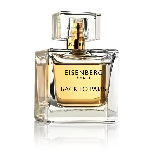 EISENBERG Back to Paris  (Parfimērijas ūdens sievietei)