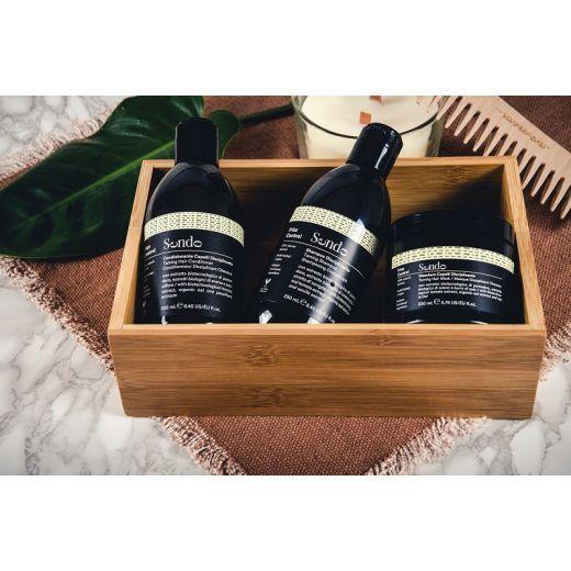 Sendo Frizz Control Taming Shampoo  (Šampūns nepaklausīgiem matiem)