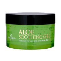 The Skin House Aloe Soothing Gel  (Intensīvi mitrinoša želeja sejai)