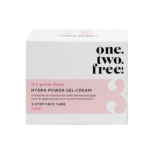 ONE.TWO.FREE! Hydra Power Gel-Cream  (Mitrinoša želeja sejai)