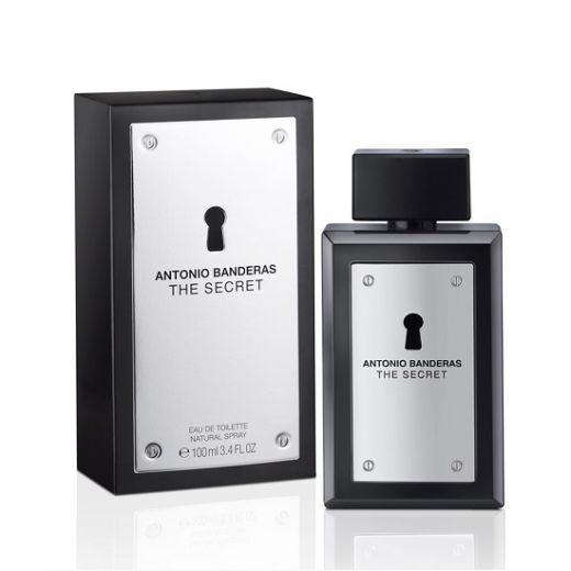Antonio Banderas The Secret  (Tualetes ūdens)
